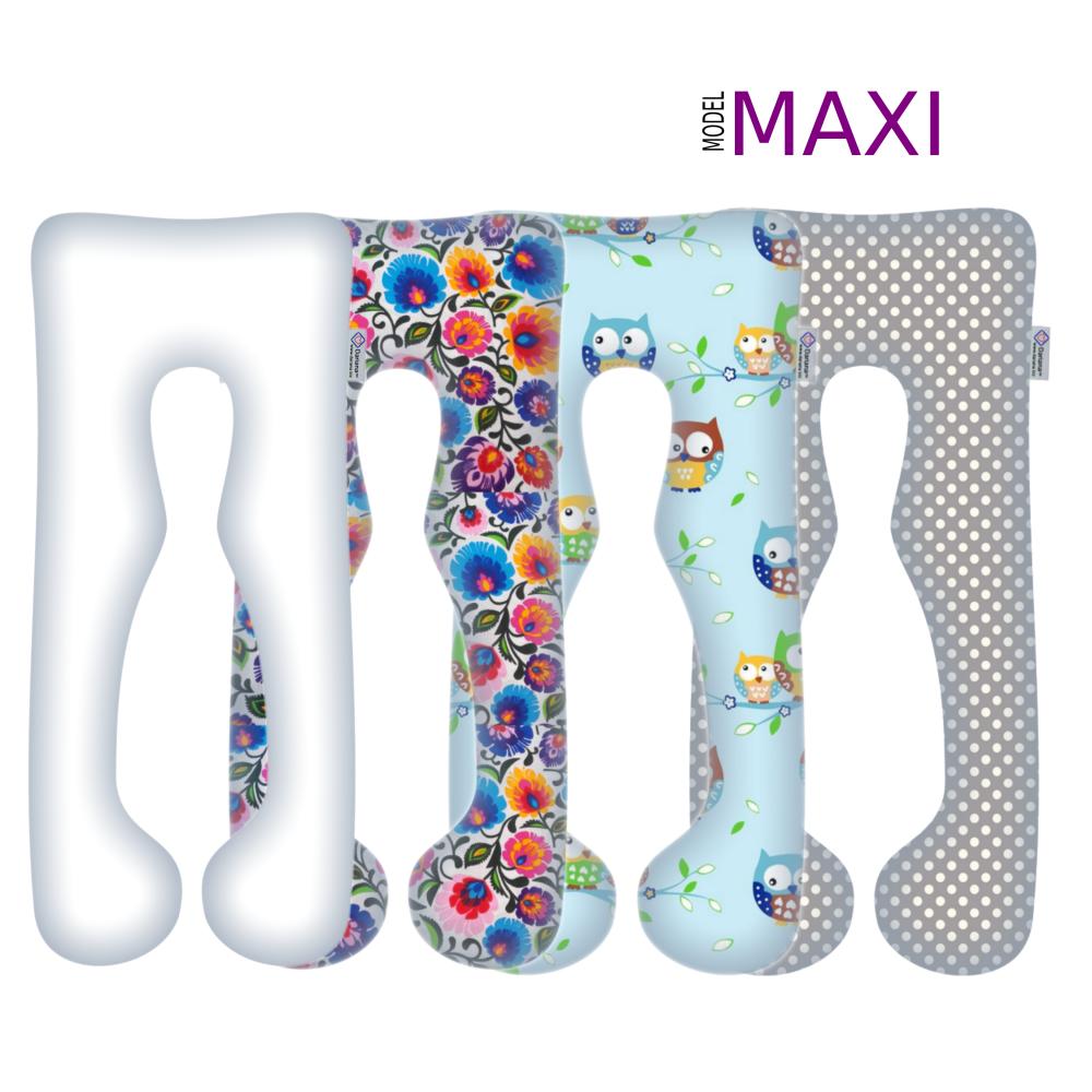 Poszewka na poduszkę typ U model MAXI