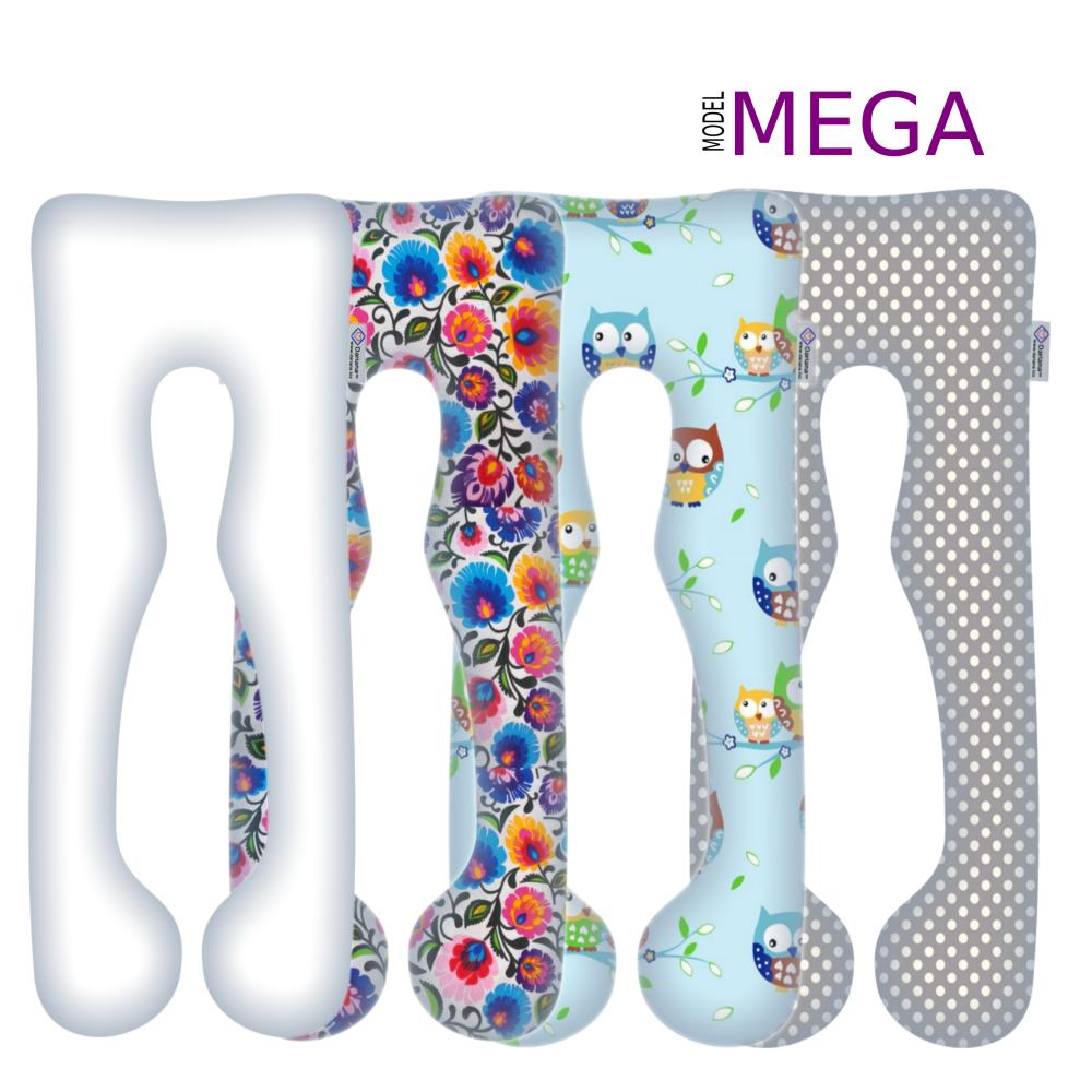 Poszewki na poduszki typ U model MEGA