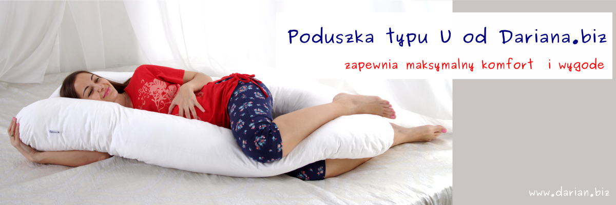 kategoria poduszki dla kobiet w ciąży typu U