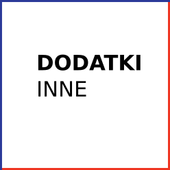 DODATKI | INNE