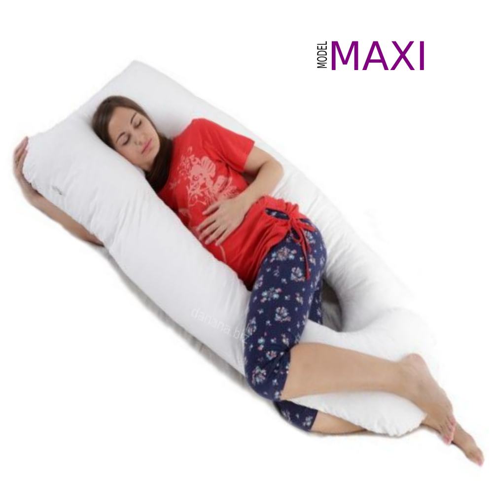 poduszka dla kobiet w ciąży typ U model Maxi