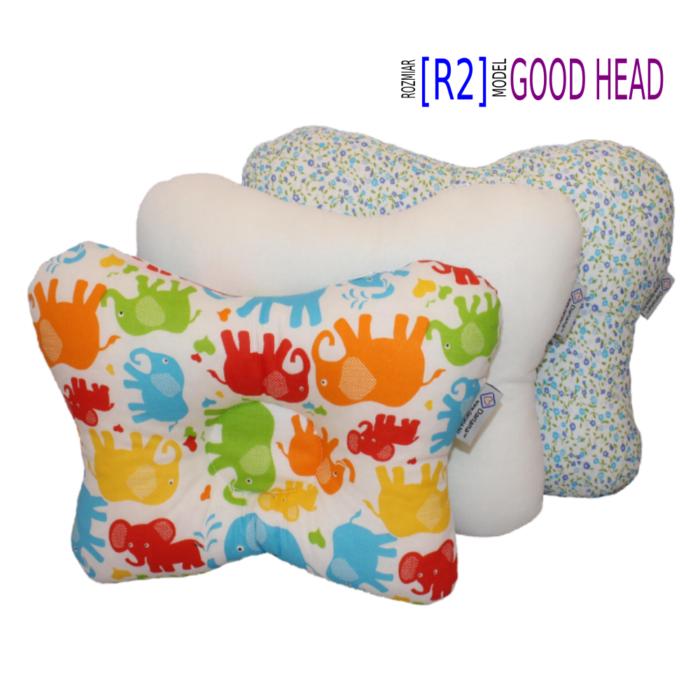 Poduszka ortopedyczna dla dzieci Good Head R2